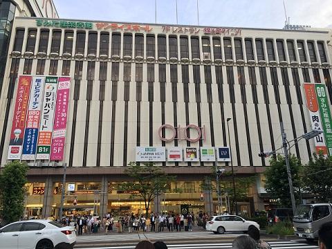 ダンディハウス丸井錦糸町